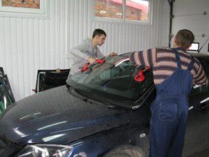 Установка автостекол в АВТОСТЕКЛО-КРАСНОДАР